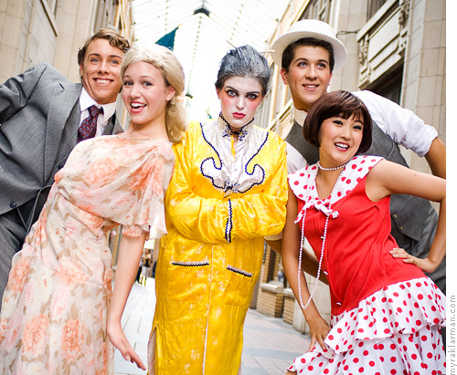 Pioneer Theatre Guild: Thoroughly Modern Millie (Publicity Shoot) | This show has it all!
