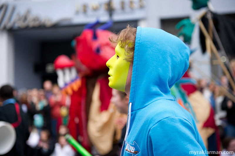 "FestiFools 2012 | I heard President Obama talking about ""green"" jobs. But now I'm beginning to wonder if, perhaps, I misunderstood him."