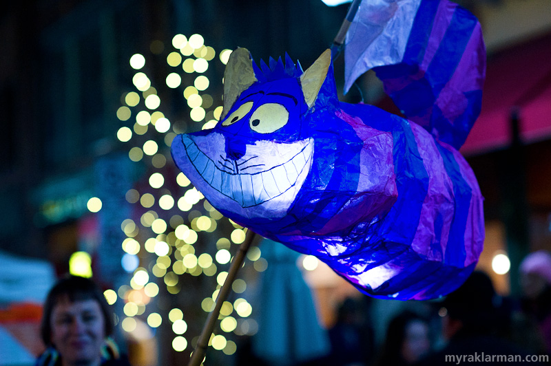FoolMoon 2012 | Who doesn't love the Cheshire Cat?