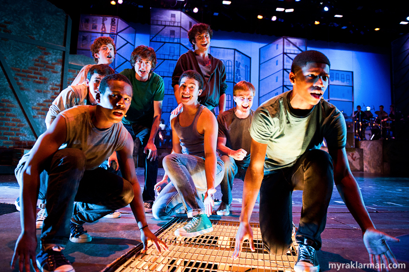 """Pioneer Theatre Guild: West SideStory 