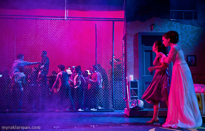 Pioneer Theatre Guild: West Side Story | Maria's nightmare