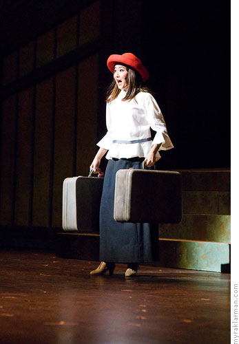 Pioneer Theatre Guild: Thoroughly Modern Millie | Not for the Life of Me — Millie (Ashley Park)