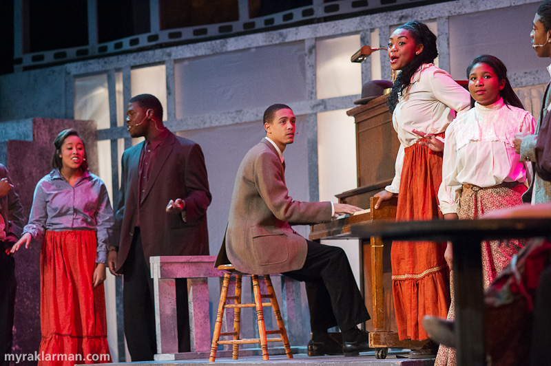 "Pioneer Theatre Guild: Ragtime | ""His Name Was Coalhouse Walker"" (Tre Brown)"