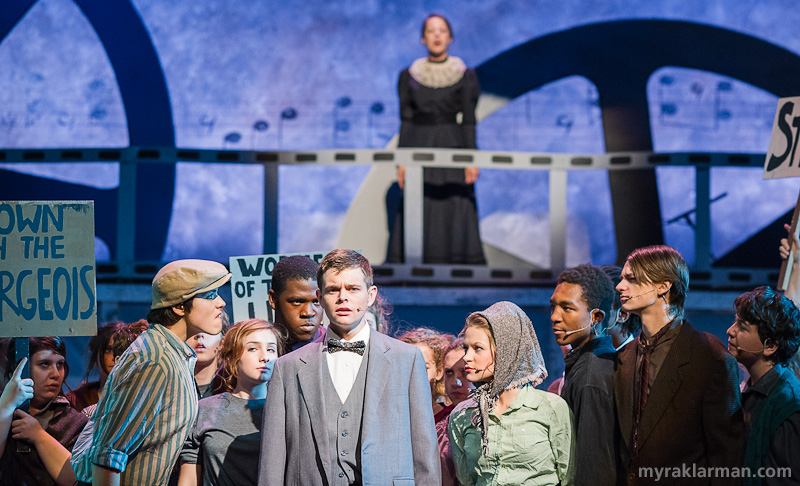 "Pioneer Theatre Guild: Ragtime | Younger Brother: ""The Night That Goldman Spoke at Union Square"" (Jordan McKay)"