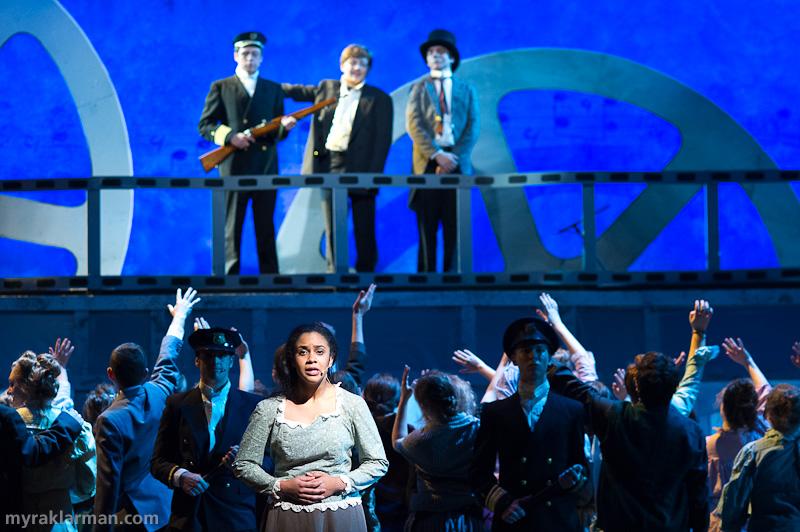 "Pioneer Theatre Guild:Ragtime | Sarah: ""President"" (Sina Webster)"