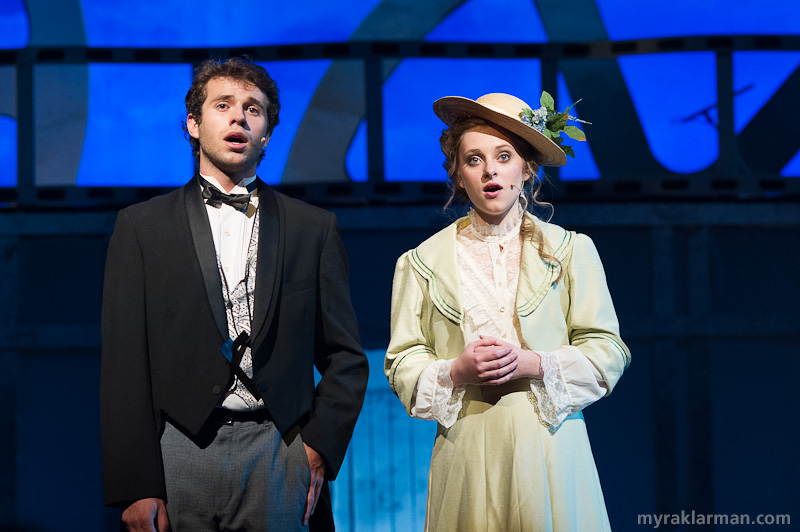 "Pioneer Theatre Guild: Ragtime | Tateh and Mother: ""Our Children"" (Hank Miller and Karina Stribley)"