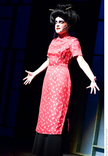 Pioneer Theatre Guild: Thoroughly Modern Millie | They Don't Know — Mrs Meers (Annemarie Friedo)