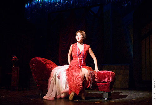 Pioneer Theatre Guild: Thoroughly Modern Millie | Gimme Gimme — Millie (Ashley Park)