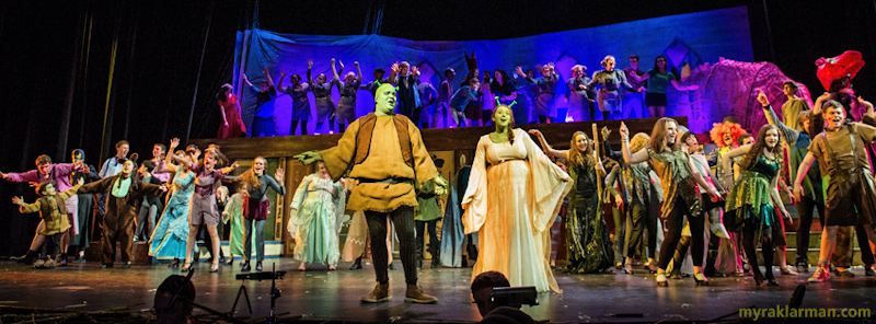 "Shrek The Musical | ""I'm a Believer!"" Pioneer Theatre Guild, we will always be believers."