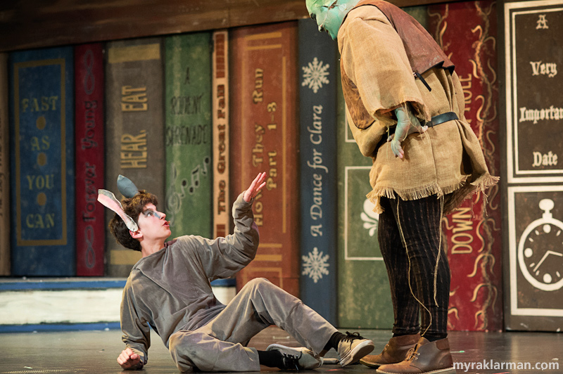 "Shrek TheMusical | ""Punch Buggy!"" Nothing can deter the hyper-excited Donkey (Isaac Scobey-Thal) from befriending Shrek. Not even Shrek."
