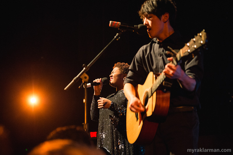 "FutureStars 2014 | Micah Miller and Tommy Kim perform a moving rendition of Rihanna's ""Stay."""