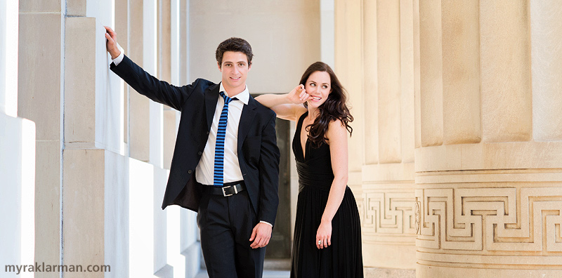 Tessa Virtue + Scott Moir: Fall 2013 Shoot