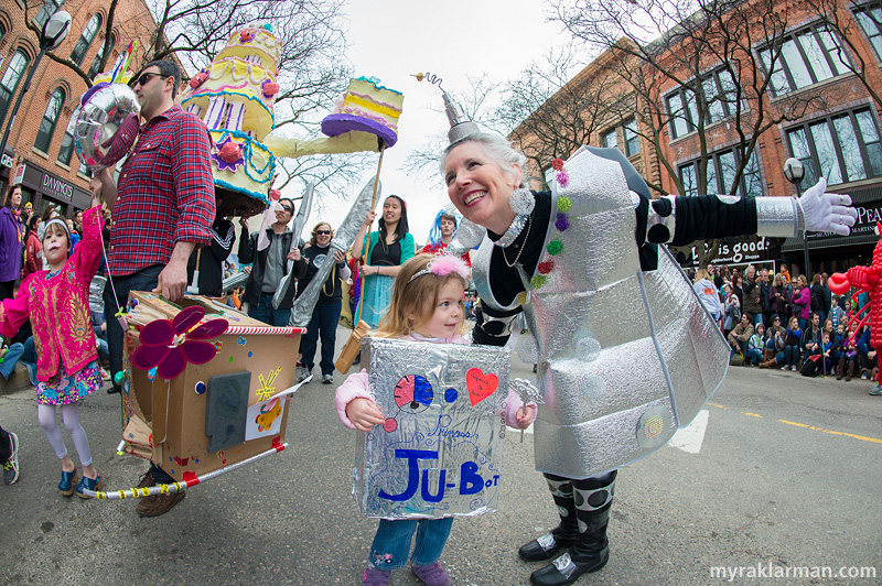 FestiFools 2014 | I'm utterly defenseless against these robots, too.