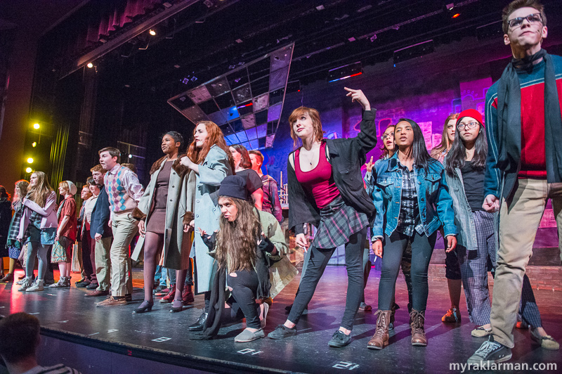"Pioneer Theatre Guild: Rent | By the end of the opening number, the cast's angst and frustration have reached their peak. ""How can you connect in an age where strangers, landlords, lovers, your own blood cells betray?"""
