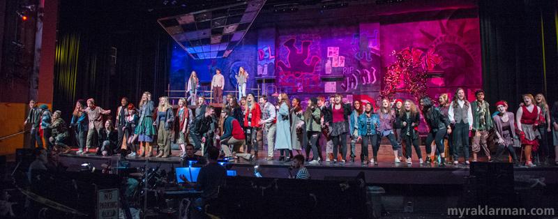 Pioneer Theatre Guild:Rent