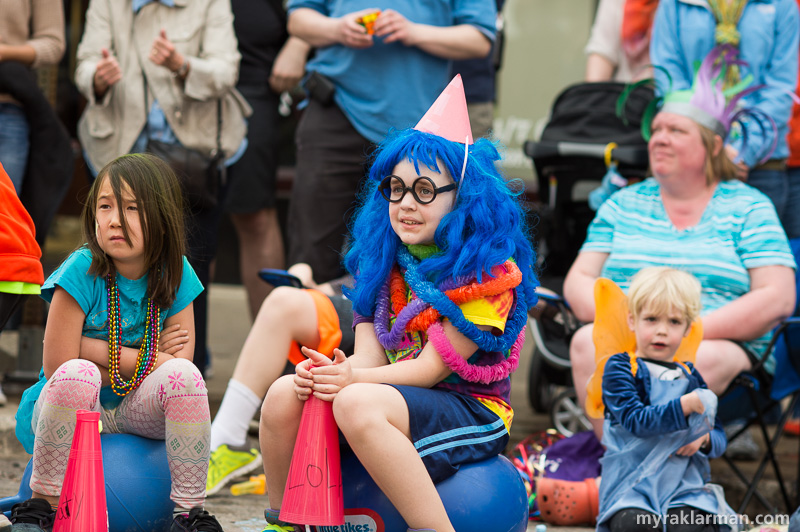 "FestiFools 2015 | This kid totally ""gets"" the Foolish thing. I mean, dressing up as an inverted sno-cone is precisely what FestiFools is all about. Brilliant!"