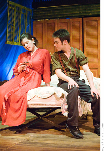 Pioneer Theatre Guild: A Streetcar Named Desire