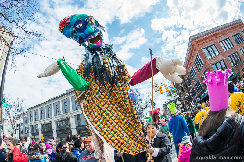 FestiFools 2016   The sky couldn't have cooperated any better for my photographic purposes. Check out those clouds!