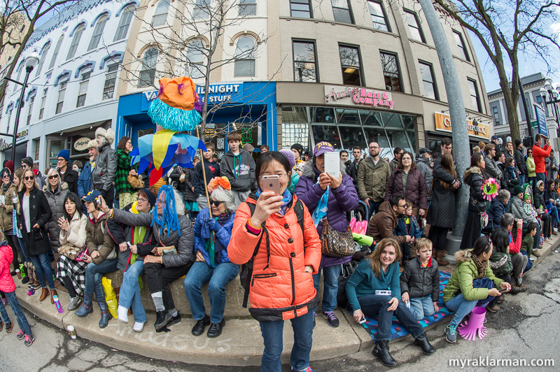 FestiFools 2016 | Thank you for taking my picture! I do try to be worthy of the FestiFools paparazzi.