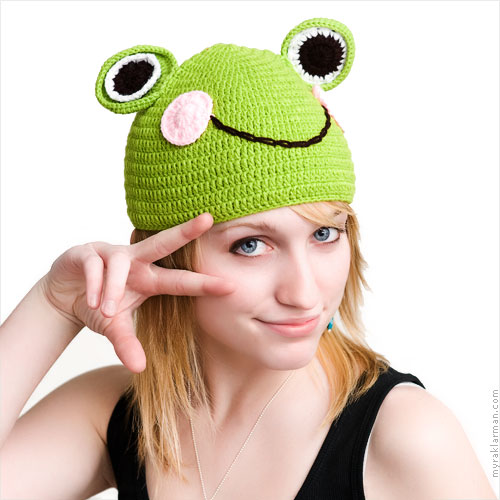 Mice + Bears + Frogs! Oy Veh! | Funny Froggy Hat