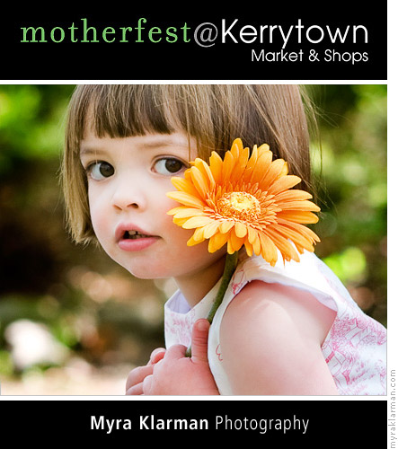 Announcing: Kerrytown Motherfest 2008 | Myra Klarman Photography