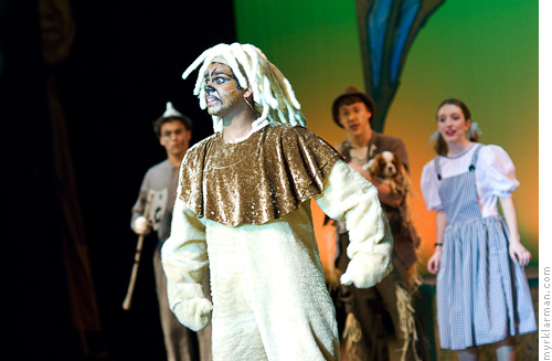 Pioneer Theatre Guild: Wizard of Oz