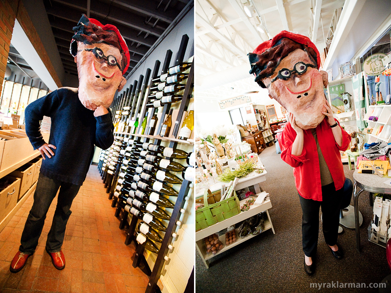 Here's Waldo | Giri Iyengar (Minister of Wine AND Waldo) wonders: red or white? | Mary Cambruzzi found Waldo at Found.