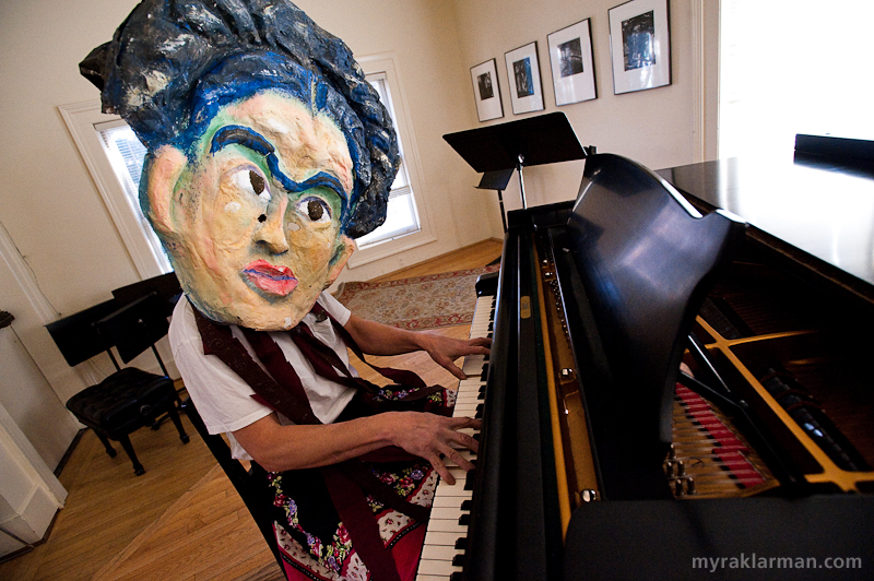 Frida Kahlo | Frida Kahlo bid us adieu with an emotionally raw interpretation of Beethoven's Piano Sonata no. 23 in F minor (opus 57) at the Kerrytown Concert House.
