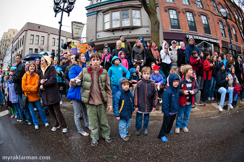 FestiFools 2009 | Don't look now, but I'm about to get shot by that kid at 11 o'clock.