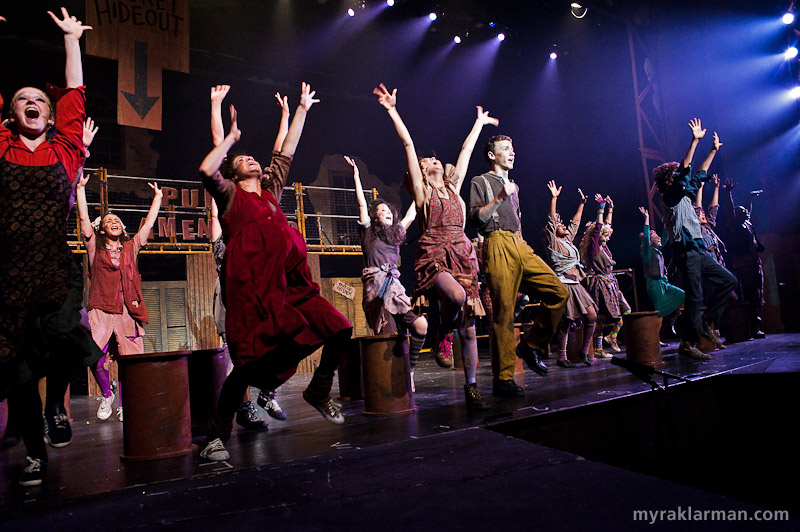 Pioneer Theatre Guild: Urinetown | They were singing and dancing like there was no tomorrow. I was rocking out in my seat, hoping it would never end.