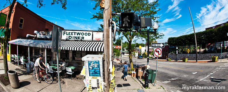 Ann Arbor Photowalk — This Saturday | Fleetwood Diner (Ann Arbor, Michigan)