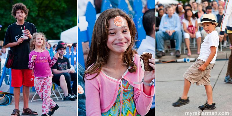 Ann Arbor Summer Festival 2009