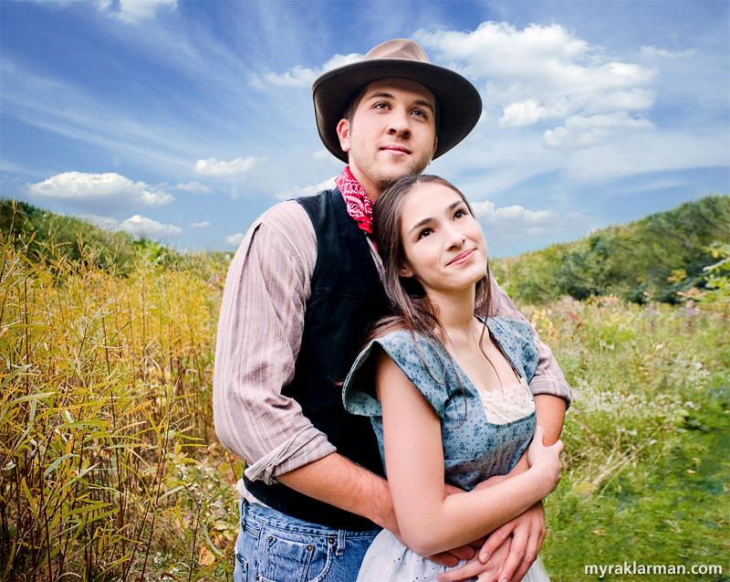 Pioneer Theatre Guild: Oklahoma! (PublicityShoot)