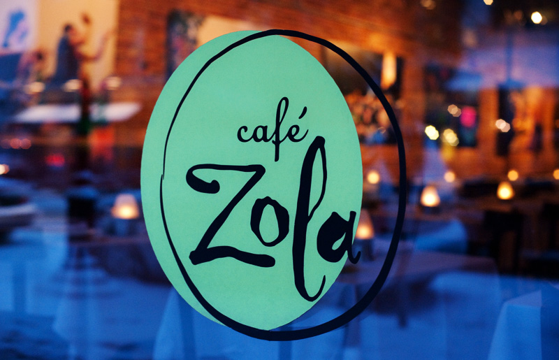RE.FRESH at Café Zola | Come in from the cold!