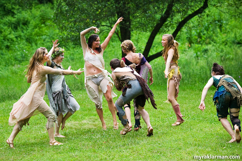 Shakespeare in the Arb: A Midsummer Night's Dream | All's well that ends well. (Why does that sound so familiar?)