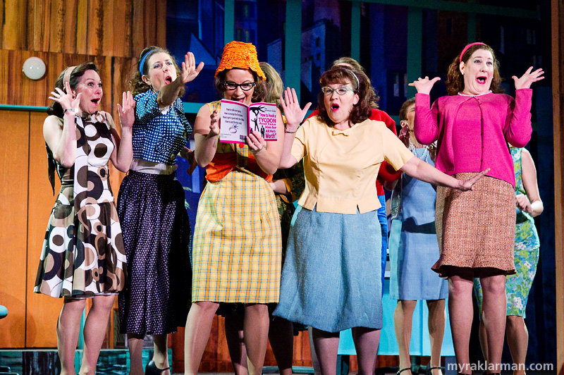 """Burns Park Players: How To Succeed In Business Without ReallyTrying 
