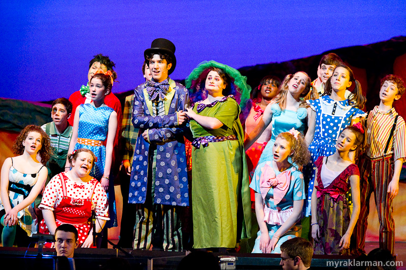 Pioneer Theatre Guild: Seussical | The Who's Who of Whos. (Who could resist? Not me.)