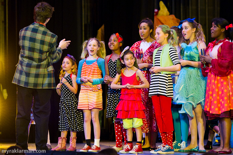 "Pioneer Theatre Guild: Seussical | ""The Whos' Christmas Pageant."""