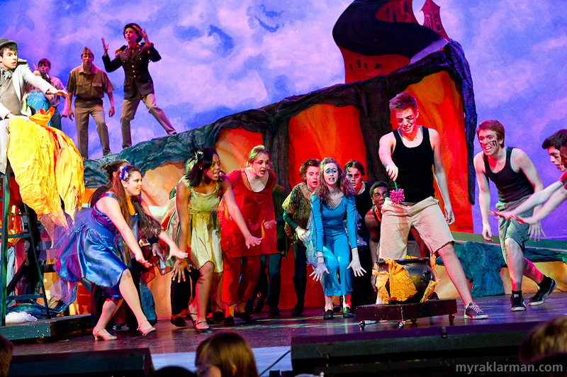 Pioneer Theatre Guild: Seussical | Oh no! Could this be the end of the smallest planet?